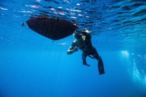 Florent Bevalot - Palawan Divers Freedive instructor