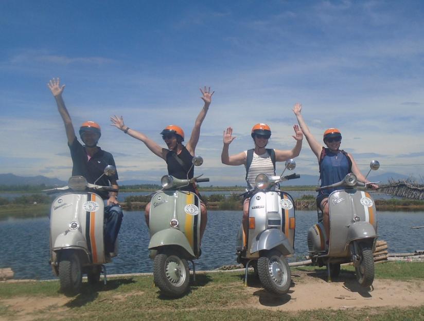 Meow Review: Vietnam Vespa Adventures Hoi An & Saigon